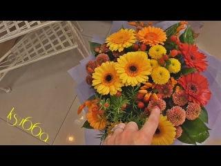 ФЛОРИСТИКА♥ Рабочие БУДНИ ФЛОРИСТА 37! ♥ 1000 роз и букет для МАМЫ♥