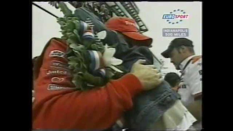 [VHSRip] Indianapolis 500 (Eurosport, 2003)