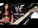 WWE - Chyna's Theme | Piano Version