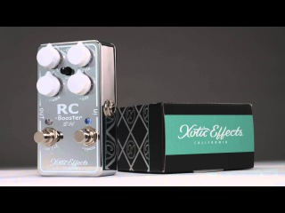 Limited Edition RC Booster - Scott Henderson Signature Model