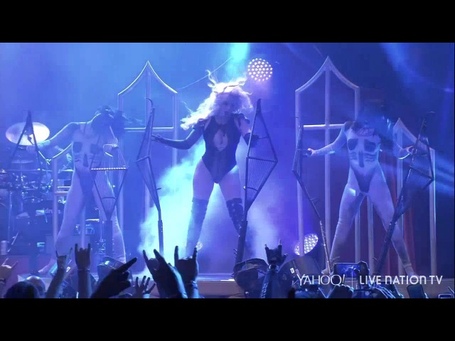 In This Moment - Sick Like Me (Yahoo Live Nation) 2016