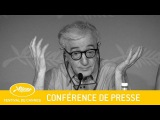 CAFE SOCIETY - Press conference - EV - Cannes 2016