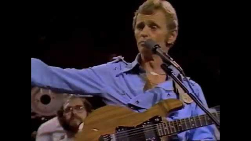 Jerry Reed 'Eastbound and Down' live in 1982