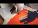 Topography free-motion quilting design