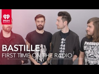Bastille Interview - Reaction to Being on the Radio for the First Time