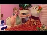Новогодняя юбка от Ольги Никишичевой