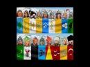 Тюркские народы Реп о татарах башкирах казахах узбеках .