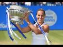 2016 Aegon International Final WTA Highlights | Dominika Cibulkova vs Karolina Pliskova
