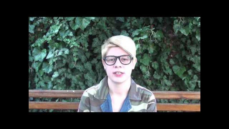 Саша - транс мужчина | Egali: Sașa - bărbat trans