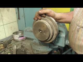 Изготовление токарно - копировального станка № 8