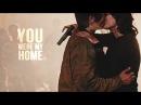 (TWD) Glenn Maggie | You were my home