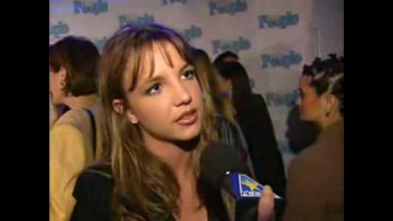 Britney Spears 1998 first interview
