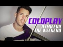 Coldplay - Hymn For The Weekend (Violin Cover by Robert Mendoza) [OFFICIAL VIDEO]