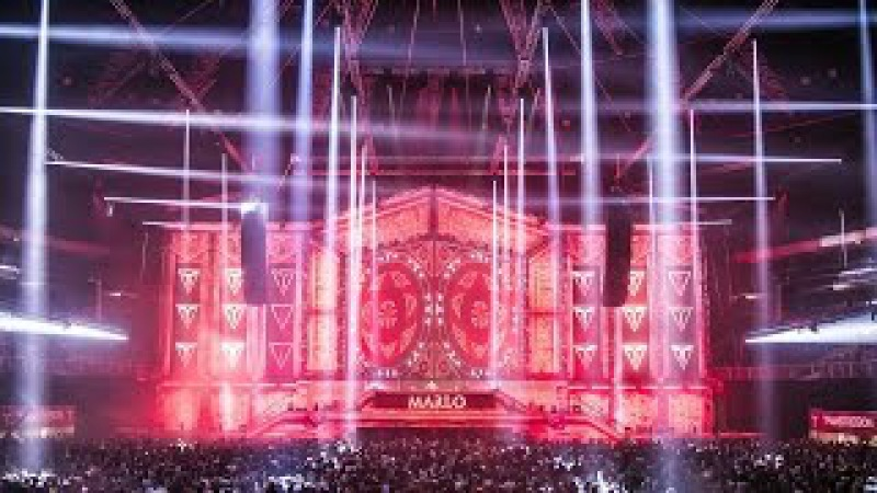 MARLO [Full HD set] - TRANSMISSION The Lost Oracle (29.10.2016)