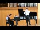 4. Концерт студентов и аспирантов Ростовской государственной консерватории (труба)
