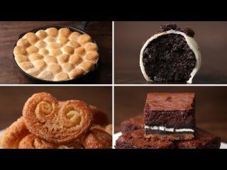 4 простых десерта из 3-х ингредиентов. Testy