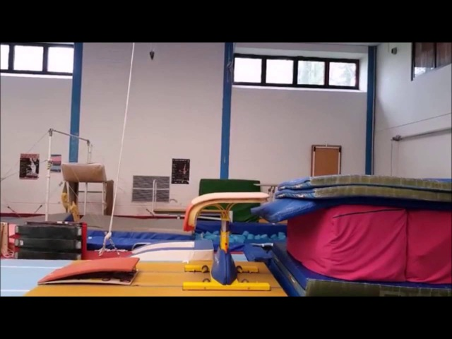 Rebeca Andrade Training Triple Yurchenko Oksana Chusovitina Training Vaults