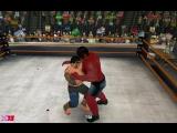 Йокозуна и Умага против Красного Халка