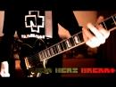 Rammstein - Mein Herz Brennt - Guitar cover by Marteec!