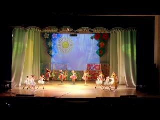 Планета детства-танец Самая счастливая (город Шелехов) 7-11 лет