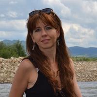 Анкета Ирина Матросова