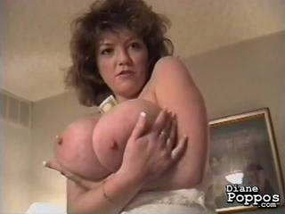 Diane poppos - striptese