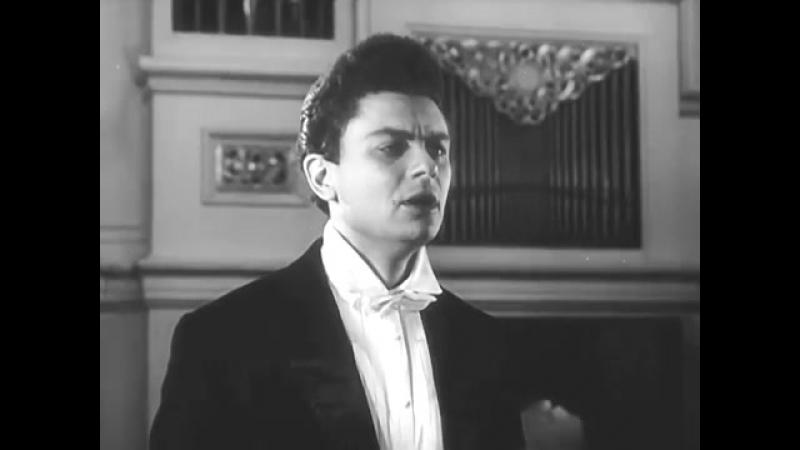 Концерт.Валерий Александрович Побережский,баритон.Галина Ивановна Козлова,орган.1967 г
