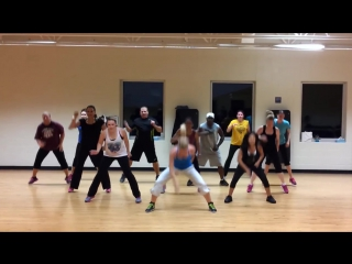 A Little Party Never Killed Nobody by Fergie, Q-Tip Goon Rock- Dance FitnessChoreography