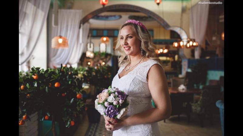 Пара№5 Алла. Свадебный образ Backstage . Проект Ваша Особенная Свадьба