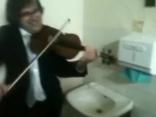 Triple concerto for faucet, water pipes and fiddle... 480p.mp4.mp4