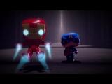 Marvel Collector Corps - CIVIL WAR Funko Teaser Video [DC | MARVEL Universe]