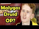 Xixo Brings Malygos Druid To Insomnia's HS Tournament And Goes Nuts!