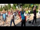 У Червоненському ВПУ масовою спортивною руханкою відзначили Олімпійський тиждень