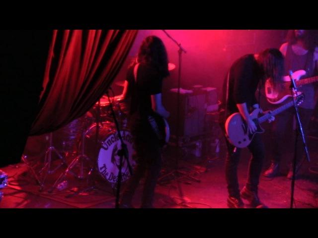 Uncle Acid the deadbeats at NW Hesh Fest