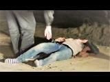 Девушка вывалялась в грязи и скрылась TELEBELOMOR.RU (Северодвинск)
