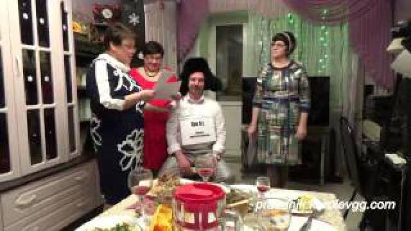 Сценка Как баба мужа продавала2 смешные сценки к 8 марта на юбилей на день рожден
