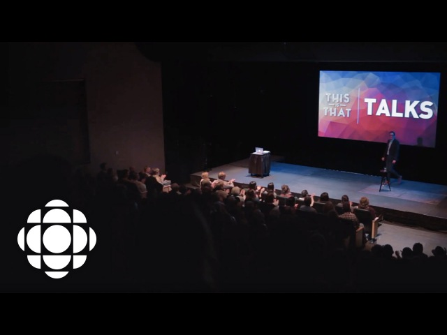 'Thought Leader' gives talk that will inspire your thoughts CBC Radio Comedy Satire Skit
