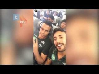 В Колумбии потерпел крушение самолет с игроками футбольного клуба