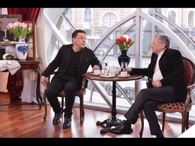 Театральная гостиная с Сергеем Маковецким