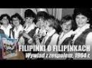 Filipinki o sobie wywiad z zespołem 1964 r