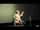 Celil Refik Kaya plays his sonatina in 2nd Istanbul International Guitar Festival.