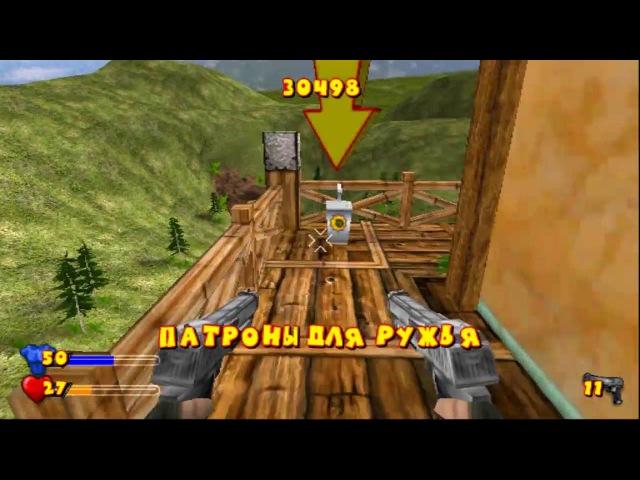 Serious Sam Next Encounter [PS2] - Виноградники сенатора (3)