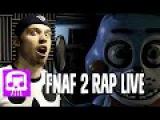 Five Nights at Freddy's 2 Rap LIVE by JT Machinima -