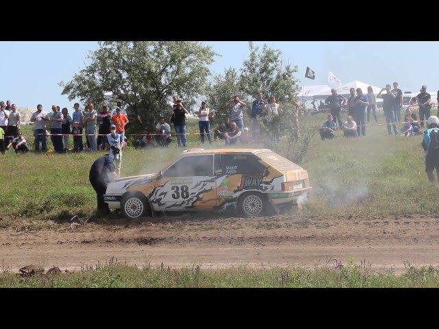 Ралли Express Auto 2016 | Пожар Малов/Арыч