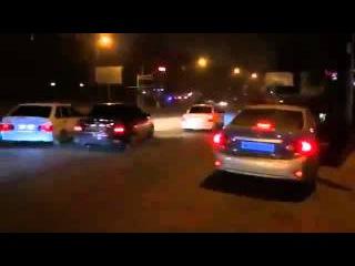 Беспредел в Шымкенте X 599 KP Дорожный патруль