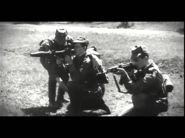 Обучение стрельбы из РПГ 7 j,extybt cnhtkm,s bp hgu 7