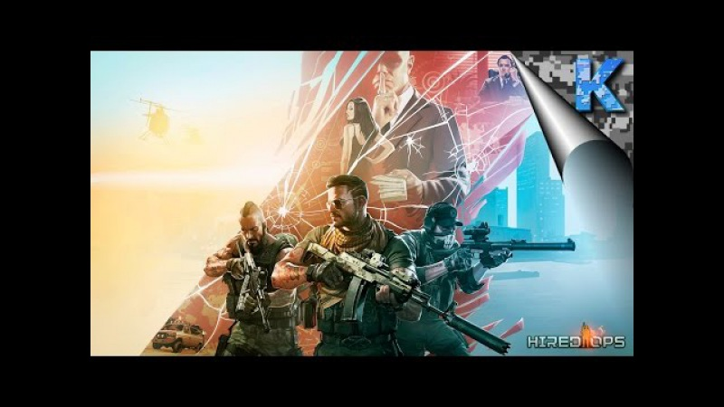 Hired Ops Gameplay | Early Access en Steam | K3lvin