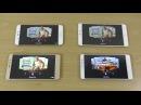 XRN3 Pro Mi5 MiNote Xiaomi Redmi Note 3 Pro 3GB 2GB vs Mi5 vs Mi Note - Игровая производительность.