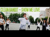 Clean Bandit Show Me Love (feat. Elisabeth Troy) choreography by Zhenya Mogilevskiy MOVE ON