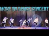 B2K - Uh Huh choreography by Zhenya Mogilevskiy MOVE ON DANCE CONCERT